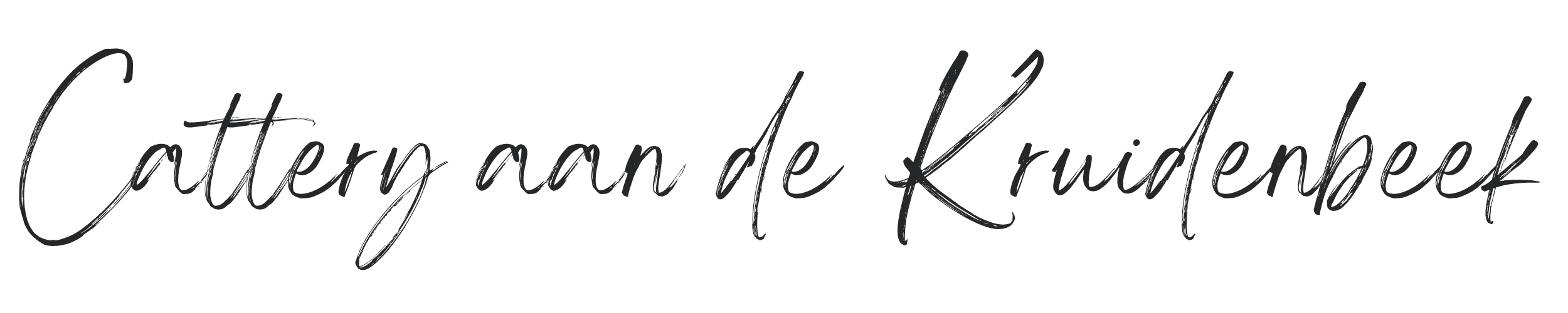 Cattery aan de Kruidenbeek